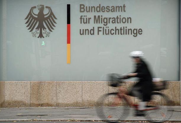 Saksan maahanmuutto- ja pakolaisvirastolla on riittänyt töitä.