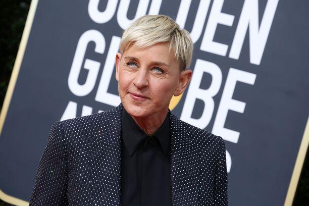 Ellen DeGeneresin televisio-ohjelman työntekijät eivät ole tyytyväisiä nykytilanteeseen.