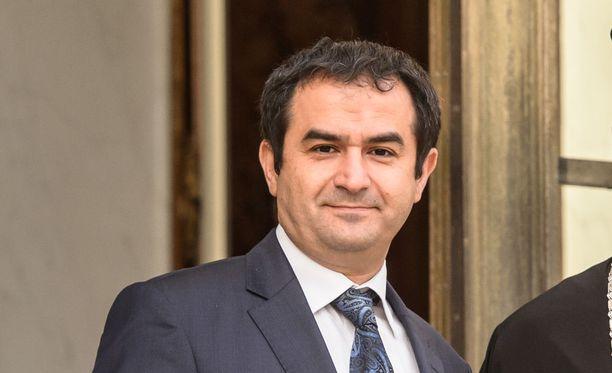 Ahmet Ogras on johtanut CFCM-järjestöä vuodesta 2017.