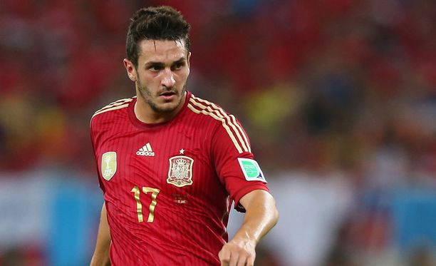 Koke on yksi Espanjan maajoukkueen tulevaisuuden tähdistä.