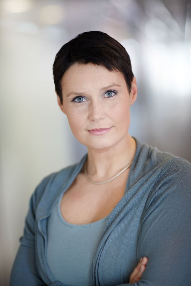 Ravitsemuterapeutti Hanna Partanen miettii aina, miten tutkimustulokset kääntyvät realistisesti käytäntöön.