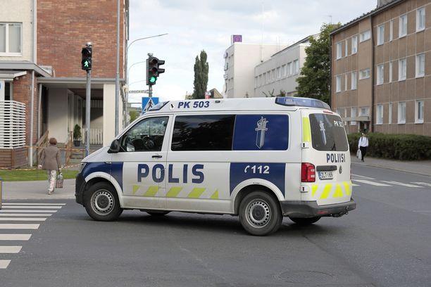 Huumekaunat kärjistyivät veriseksi taistoksi Joensuun yössä kesällä, poliisi kertoo. Kuvituskuva.
