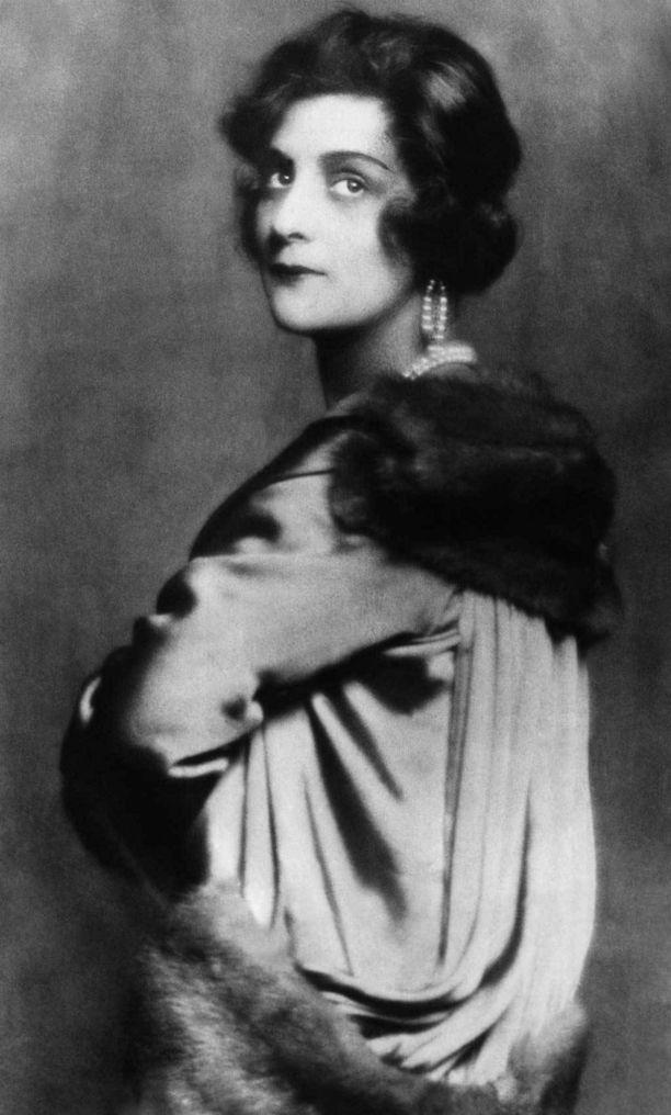 "Gabrielle ""Coco"" Chanel vuonna 1910"