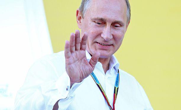 Rantatontin omistaa Venäjän presidentinhallinto.