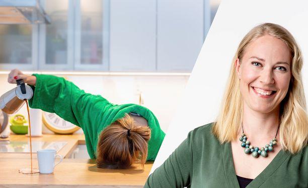 Iltalehden kolumnisti Mona Moisala on psykologian tohtori.