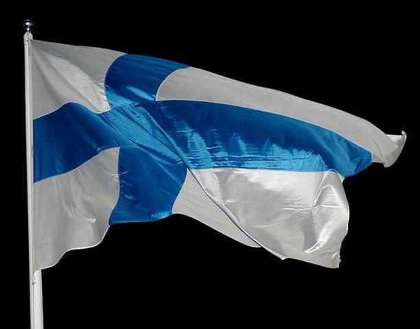 Suomen lippu ei ole kaikille tuttu.
