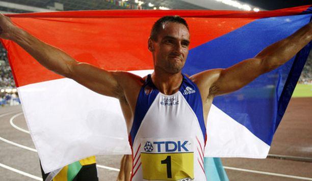 Roman Sebrle lisäsi 32-vuotiaana ansioluetteloonsa maailmanmestaruuden.