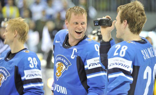 6-1 on tuttu tulos MM-finaalista 2011 Suomi-Ruotsi.