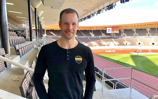 """Tero Pitkämäki haluaa keihään huippupestiin – tavoitteet ovat kivikovat: """"Kyllä pitäisi pystyä tekemään mitalitason urheilijoita"""""""