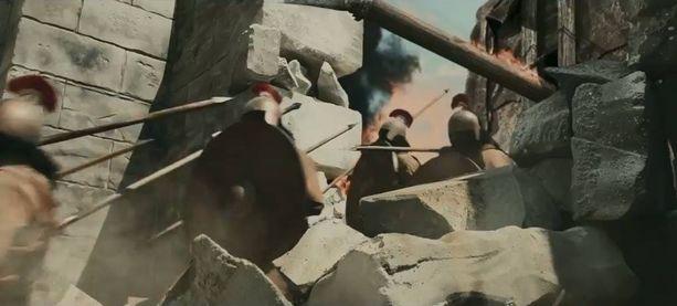 Jehovan todistajien historiallisten sotaelokuvien tyyliin tehty filmi aiotaan esittää juhannuksen jättimäisissä kokouksissa.