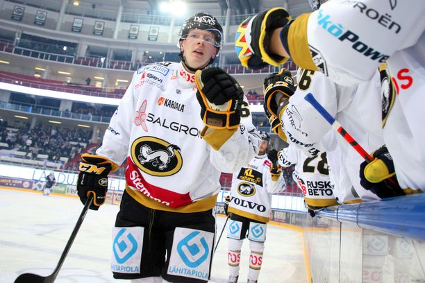 Kärpät voitti SM-liigan runkosarjan myös virallisesti.