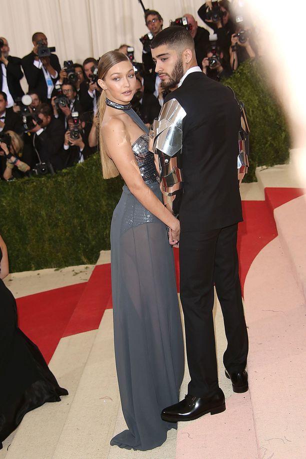 Gigi Hadid ja Zayn Malik ovat tuoreita vanhempia.