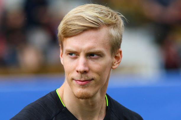 Kristian Pulli joutuu olympiakisoissa tulemaan toimeen ilman valmentajaisänsä Seppo Pullin läsnäoloa stadionilla.