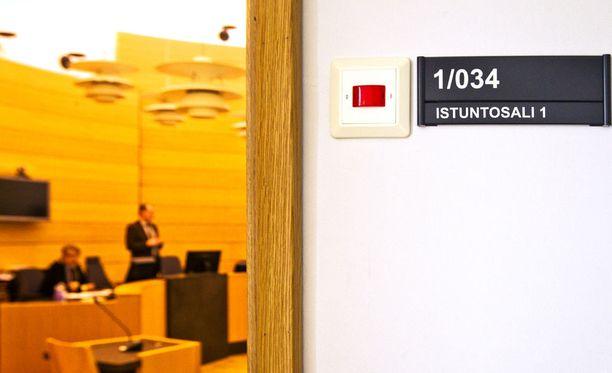 Aini Saukkoriipi tuomittiin Kemi-Tornion käräjäoikeudessa.