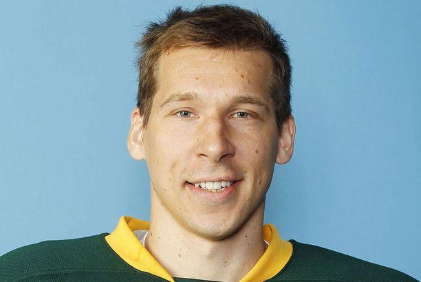 Masi Marjamäki nousi maajoukkueeseen.