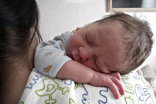 Syntyvyys on laskenut Suomessa vuodesta 2010 alkaen.