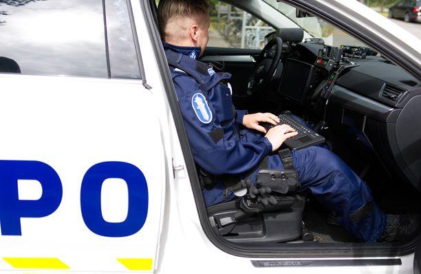 Poliisi tutkii ahdisteluepäilyä, joka levisi somessa jo aiemmin. Arkistokuva.