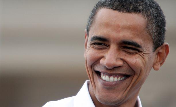 Obaman puhetta säesti railakas naurunremakka.