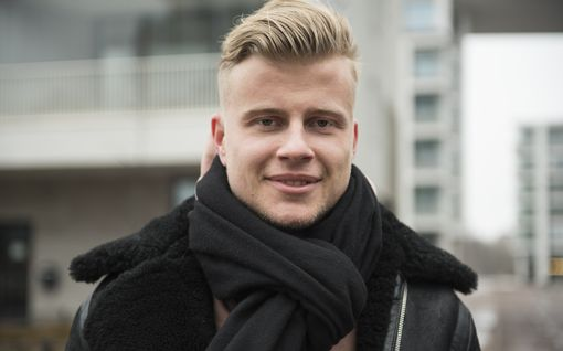 """Pokerihai Jens Kyllösestä tulee isä: """"TJ 100"""""""