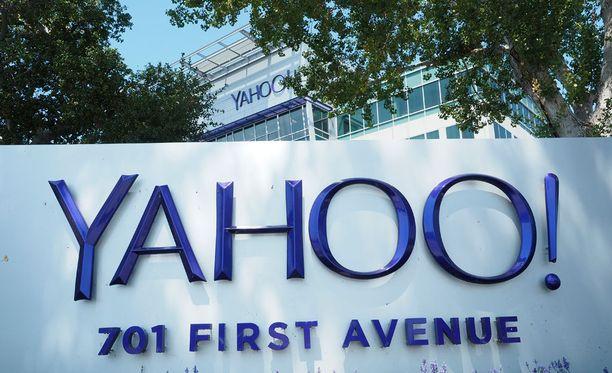 Yahoon verkkoon kohdistui hyökkäys vuonna 2014.