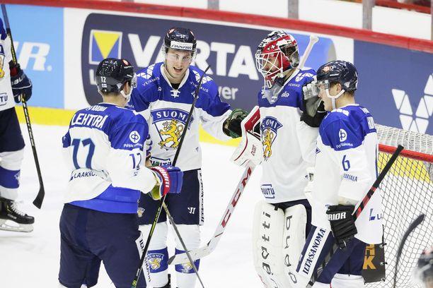 Leijonat saa pelata Karjala-turnauksen Helsingissä.