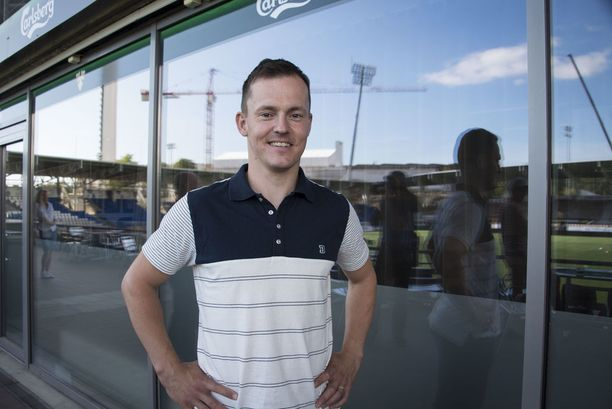 """Sami """"Musti"""" Jauhojärvi lähtee Etelä-Afrikkaan kilpailemaan Mestarien mestari -sarjassa."""