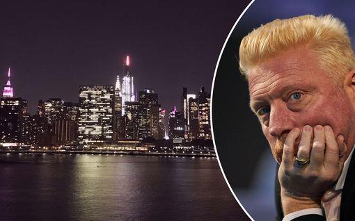 """Boris Becker kertoo Iltalehdelle US Openin voitostaan: """"En tykännyt New Yorkista"""""""