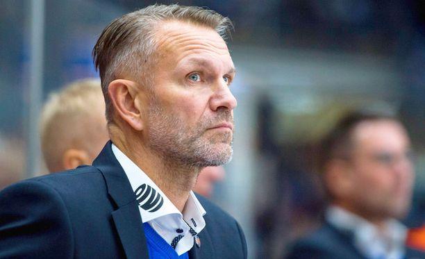 Petri Tuononen.