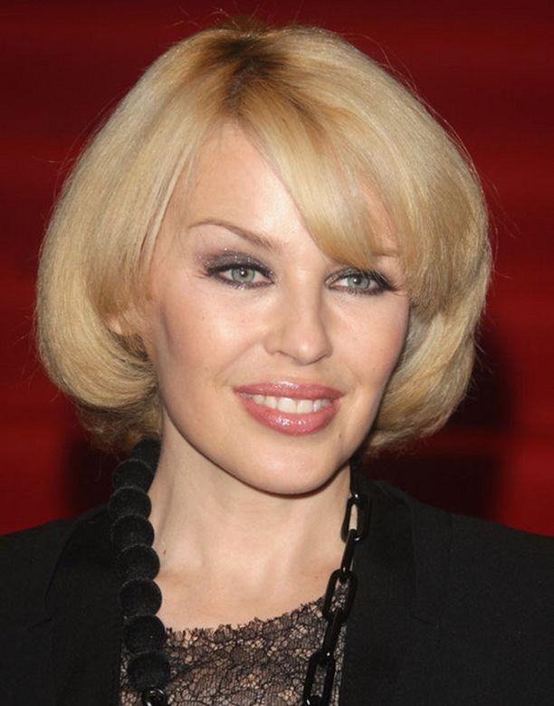 Kylie Minogue oli paluukiertueella vuosi sitten vielä heikossa kunnossa.