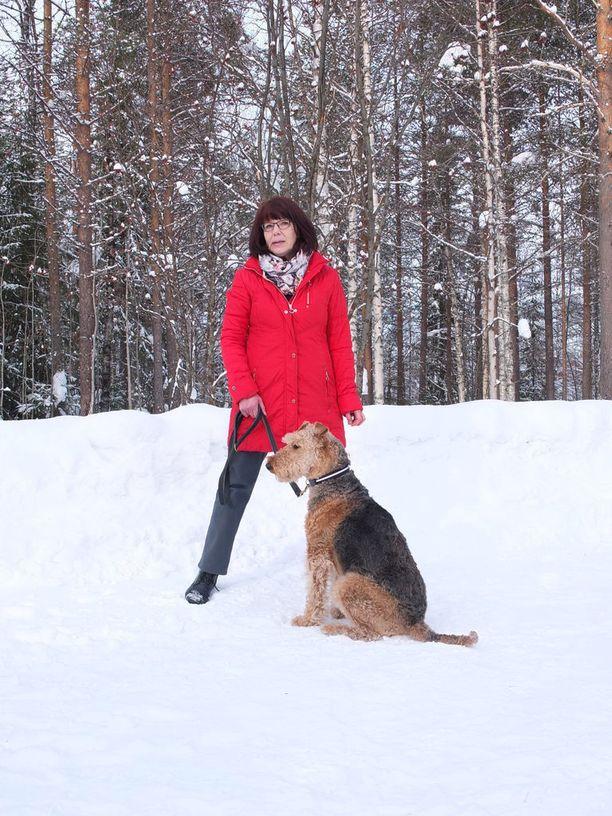 Sisko Koskiniemi haluaa herättää keskustelua uudella romaanillaan.