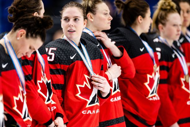 Kanada jäi MM-kisoissa historiallisesti kolmanneksi.