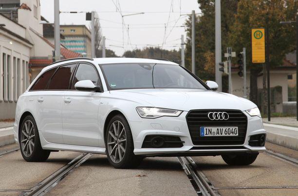 Audi A6 on käytettynä luotettava, kertoo tutkimus.