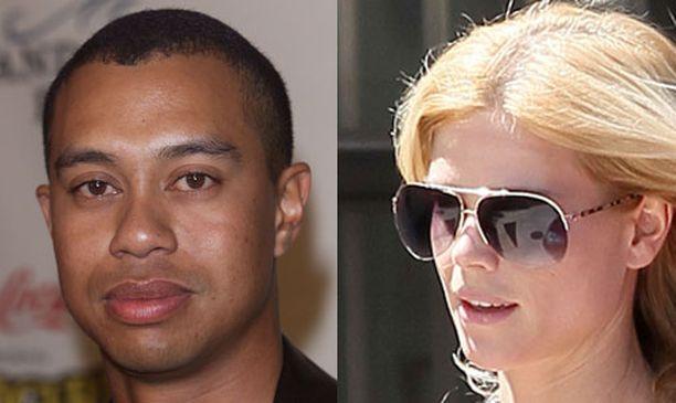Tiger Woodsin lukuisat salasuhteet olivat liikaa vaimo Elin Nordegrenille.