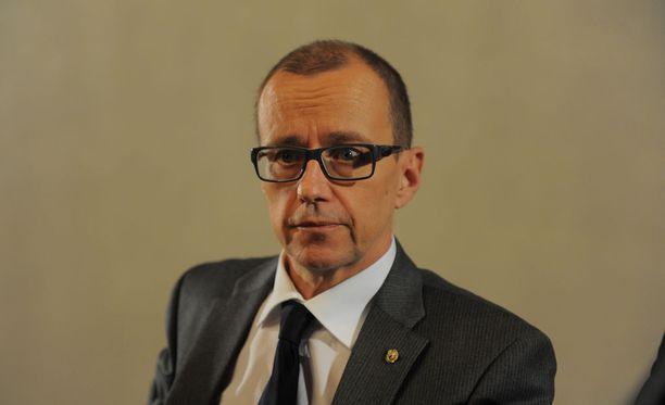 Aikaisemmin Tero Varjoranta toimi Säteilyturvakeskuksen pääjohtajana.