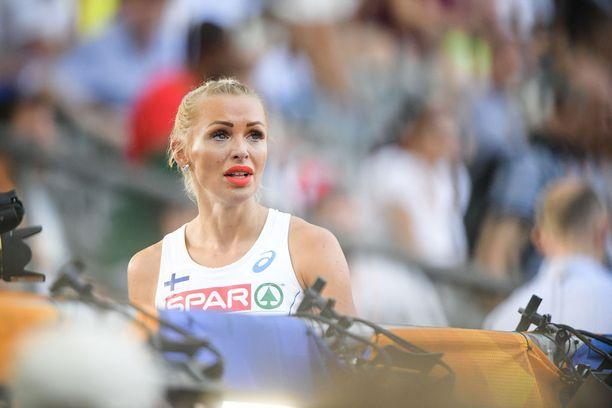 Annimari Korte oli yksi urheilijoista, jotka valittivat EM-kisajoukkueen yhteishengen puutteesta. Korte jäi suorituksensa jälkeen Berliiniin omalla kustannuksella.
