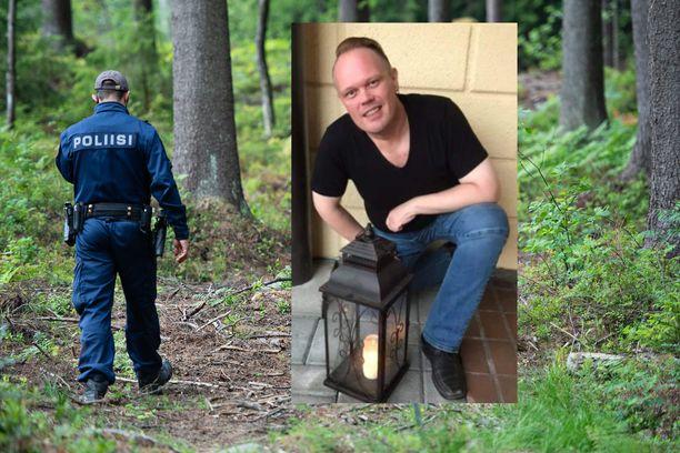 Poliisi on julkaissut kuvan kadonneesta.