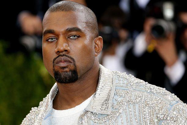 Kanye West toteutti toiveen.
