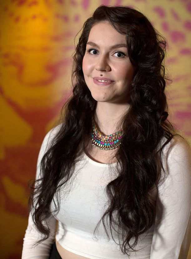 Raaseporilainen Melanie Orenius on uusi Miss Gay Finland
