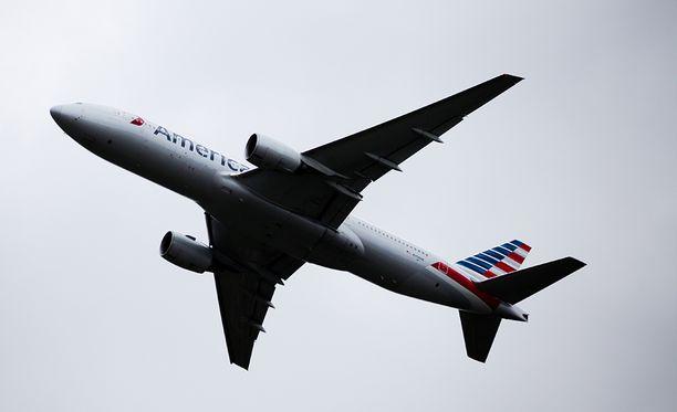 Tapaus sattui Raleigh-Durhamin lentokentällä Pohjois-Carolinassa. Kuvan lentokone ei liity tapaukseen.