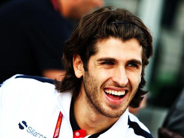 Antonio Giovinazzista tulee ensi kaudella ensimmäinen italialainen F1-kilpakuljettaja sitten vuoden 2011.