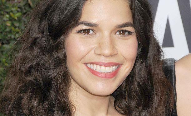 America Ferrera, 34, aloitti uransa lapsinäyttelijänä.