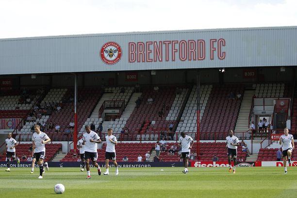 Brentford FC:n viikko alkoi suru-uutisella.