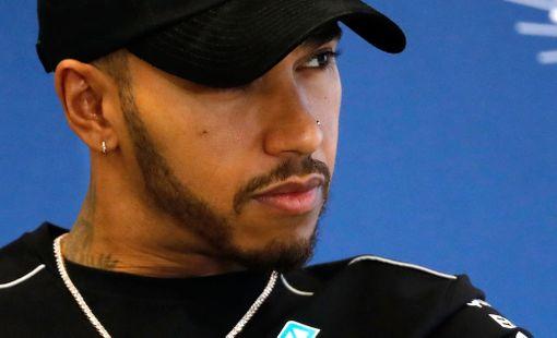 Lewis Hamilton löysi miellyttävän kämpän Lontoosta.