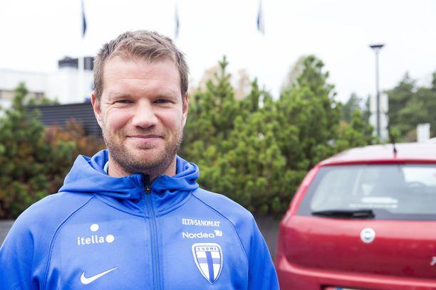 Teemu Tainio on ensi kaudella Hakan päävalmentaja.