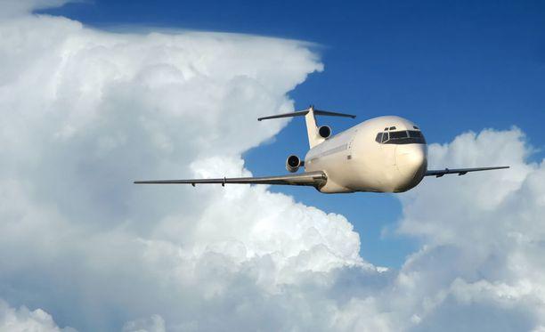 Airbusin patentoiman huippunopean lentokoneen saaminen tuotantoon kestäisi 30-40 vuotta. Kuvan lentokone ei liity tapaukseen.