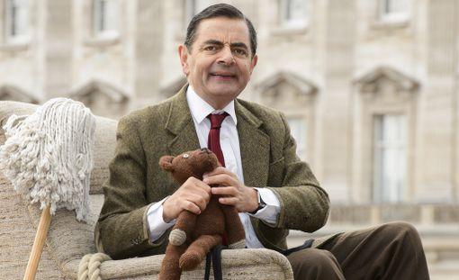 Rowan Atkinson on esiintynyt eri tilaisuuksissa, kuten Lontoon olympialaisissa, Mr Beanina.