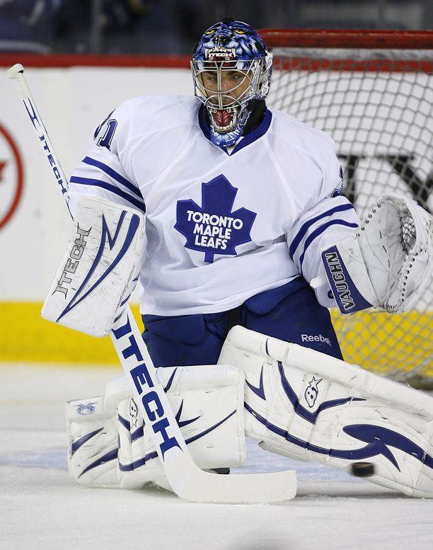 Curtis Joseph päätti NHL-uransa keväällä 2009 Toronton paidassa. Ura alkoi vuonna 1989.