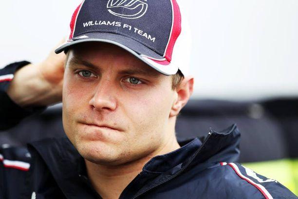 Valtteri Bottas on Williamsin mies.