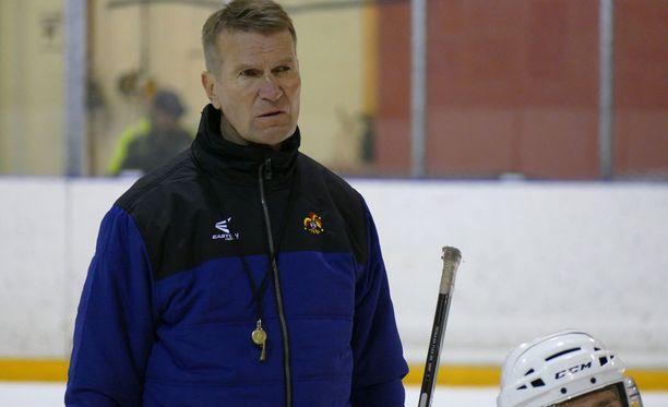 Erkka Westerlundin mukaan KHL:n kansainvälistyminen on rikkaus.