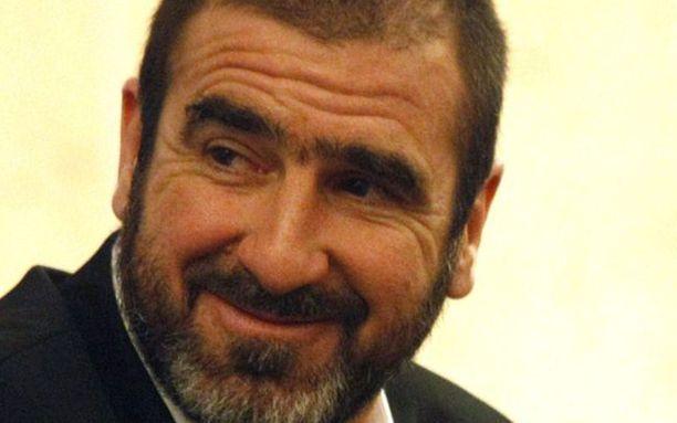 Eric Cantona on ManU-legenda.
